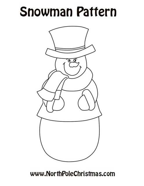 Top Hat Snowman - NorthPoleChristmas.com