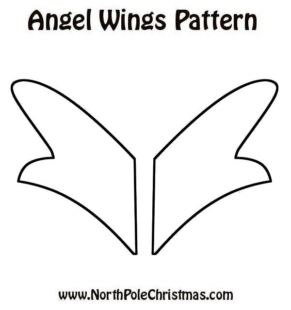 Angel Wings - NorthPoleChristmas.com