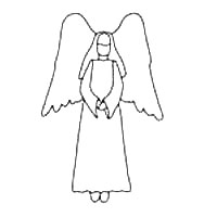 Christmas Angel Pattern