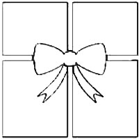 Christmas Gift Patterns and Templates For Crafts, Printables