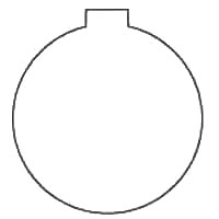 Christmas Ornament Pattern