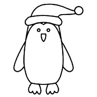 Penguin Patterns - Use for Crafts, Christmas Crafts, Clip Art