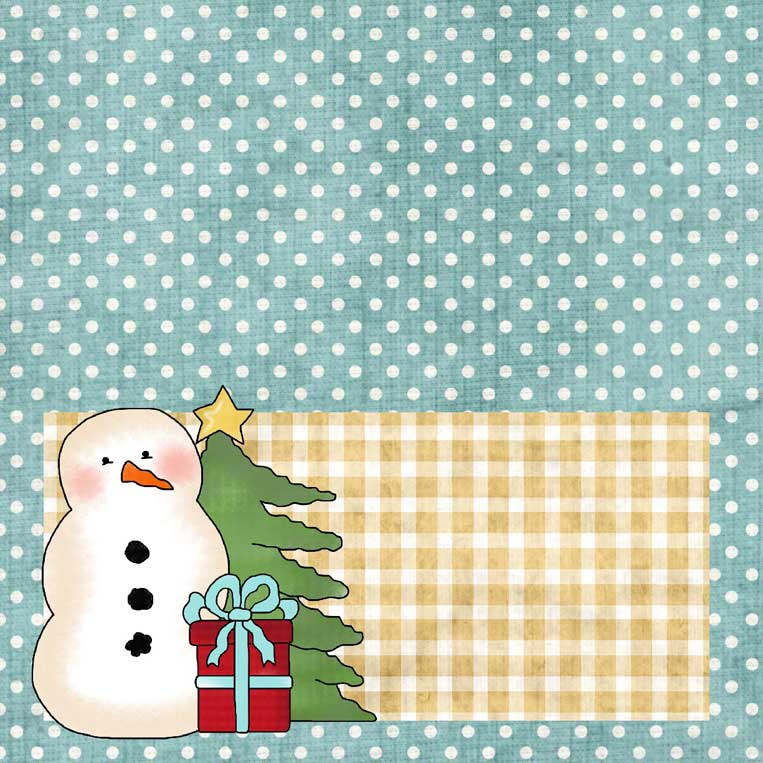 7 Inch Snowman Bag Topper To Print Northpolechristmas Com