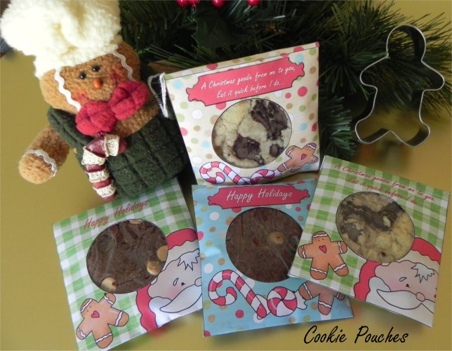 cookie pouches