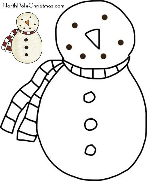 Snowman Ornament Crafts