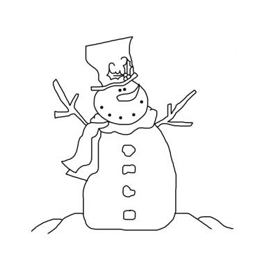 Snowman Chuckle - NorthPoleChristmas.com