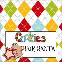 "Over 20 Printable ""Cookies for Santa"" signs"