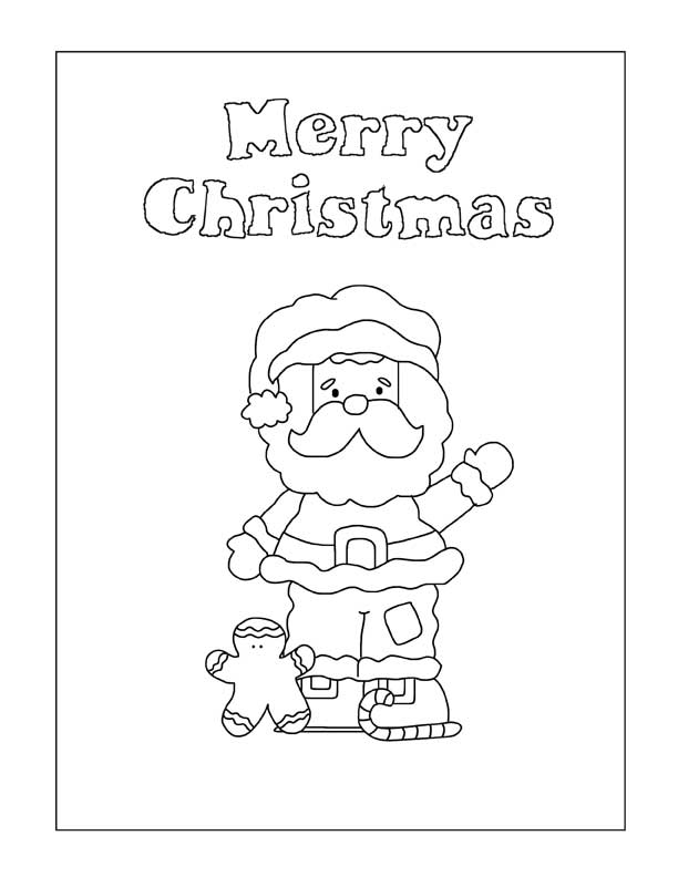 26 Christmas Coloring Pages