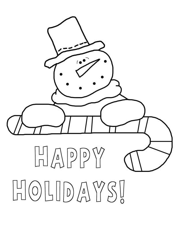 26 Christmas Coloring Pages Printable