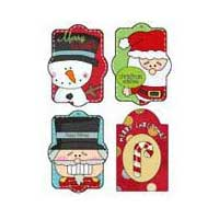 83 Christmas Hang Tags