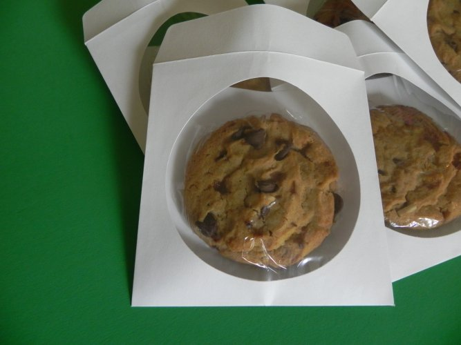 cookies in pouch
