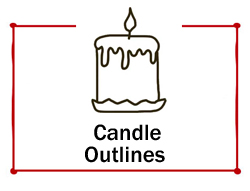 Candle Template