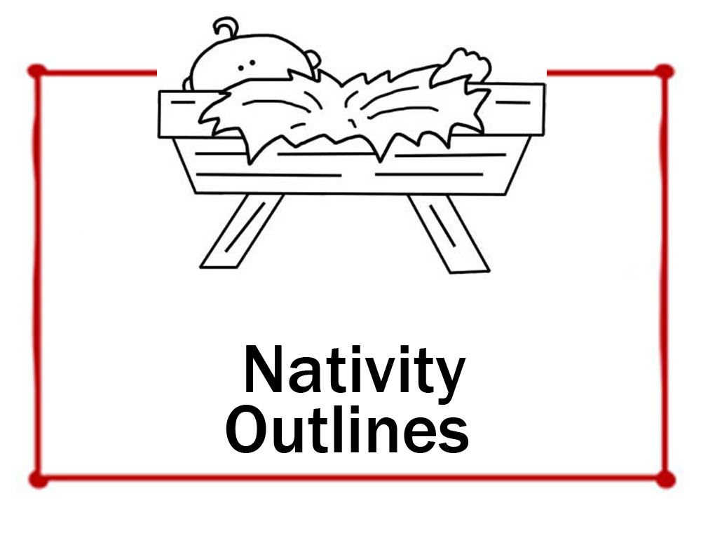 nativity template