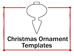 ornament template