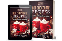 120 Hot Chocolate Recipes by Bonnie Scott