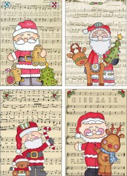 Santa Christmas Sheet Music