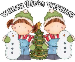 Warm Winter Wishes Quote