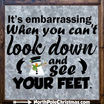 Funny Christmas Saying at NorthPoleChristmas.com
