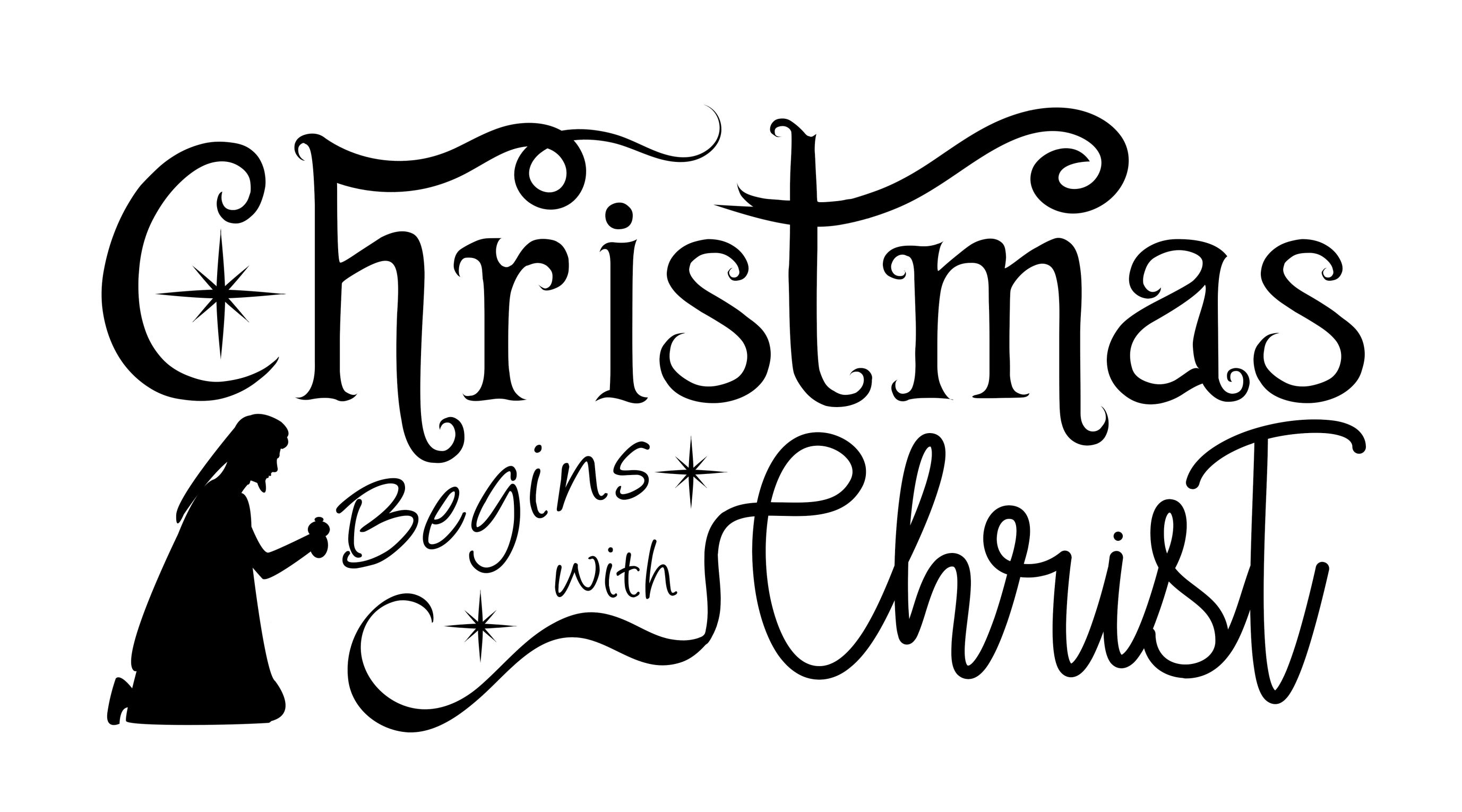 Religious Christmas Quotes 13 Christmas Messages Svg Jpg