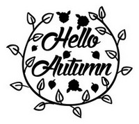 Autumn Quotes - Hello Autumn