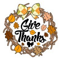 Fall Sayings - Give Thanks