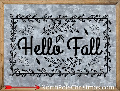 Fall Quotes - 29 Fall Sayings with Images at NorthPoleChristmas.com