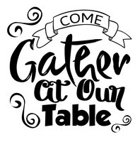 Gather at Thanksgiving Quote
