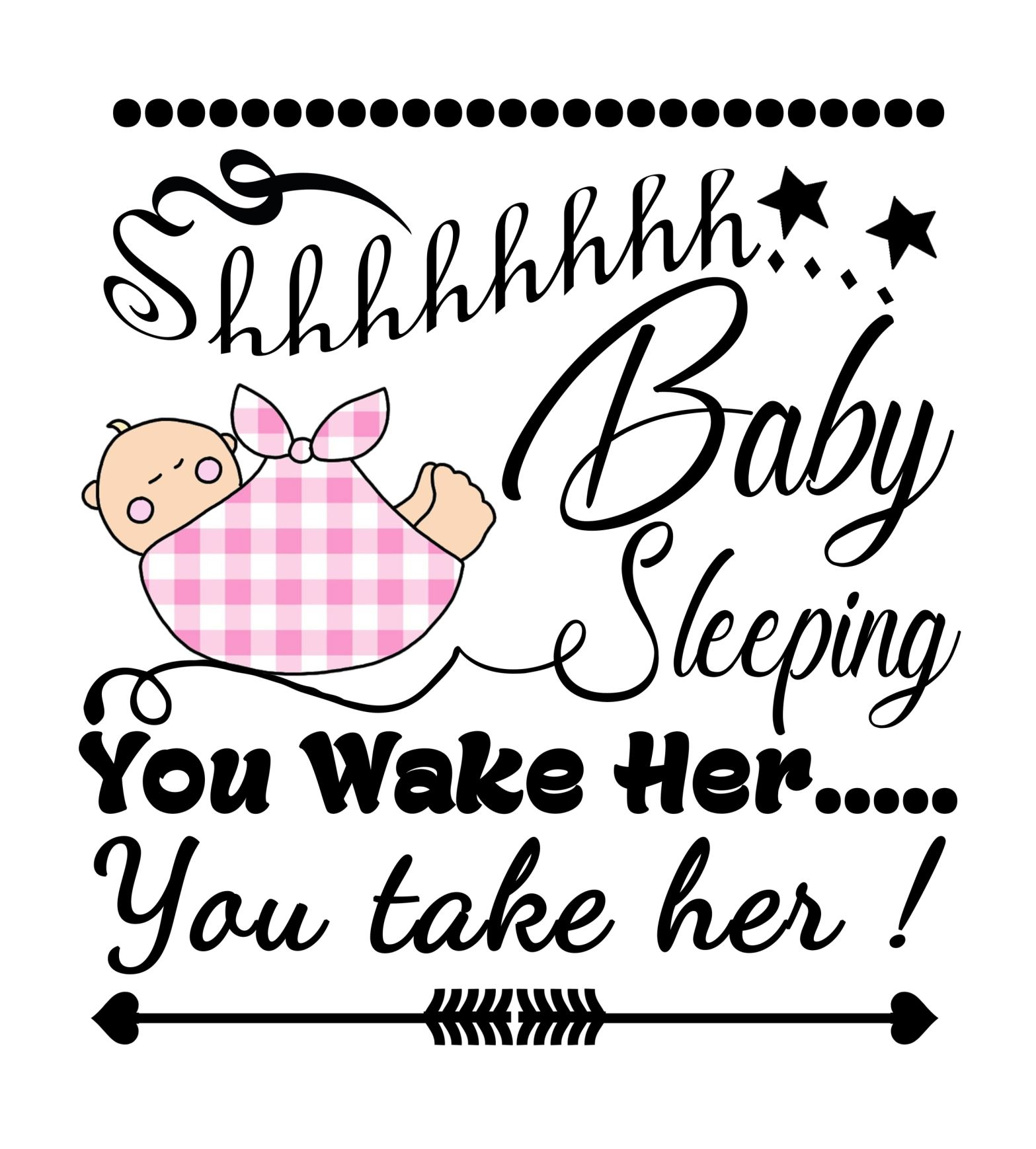 Baby Quotes - 20 Baby Sayings - Instant Download or Print