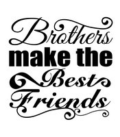 Brothers Friends Image