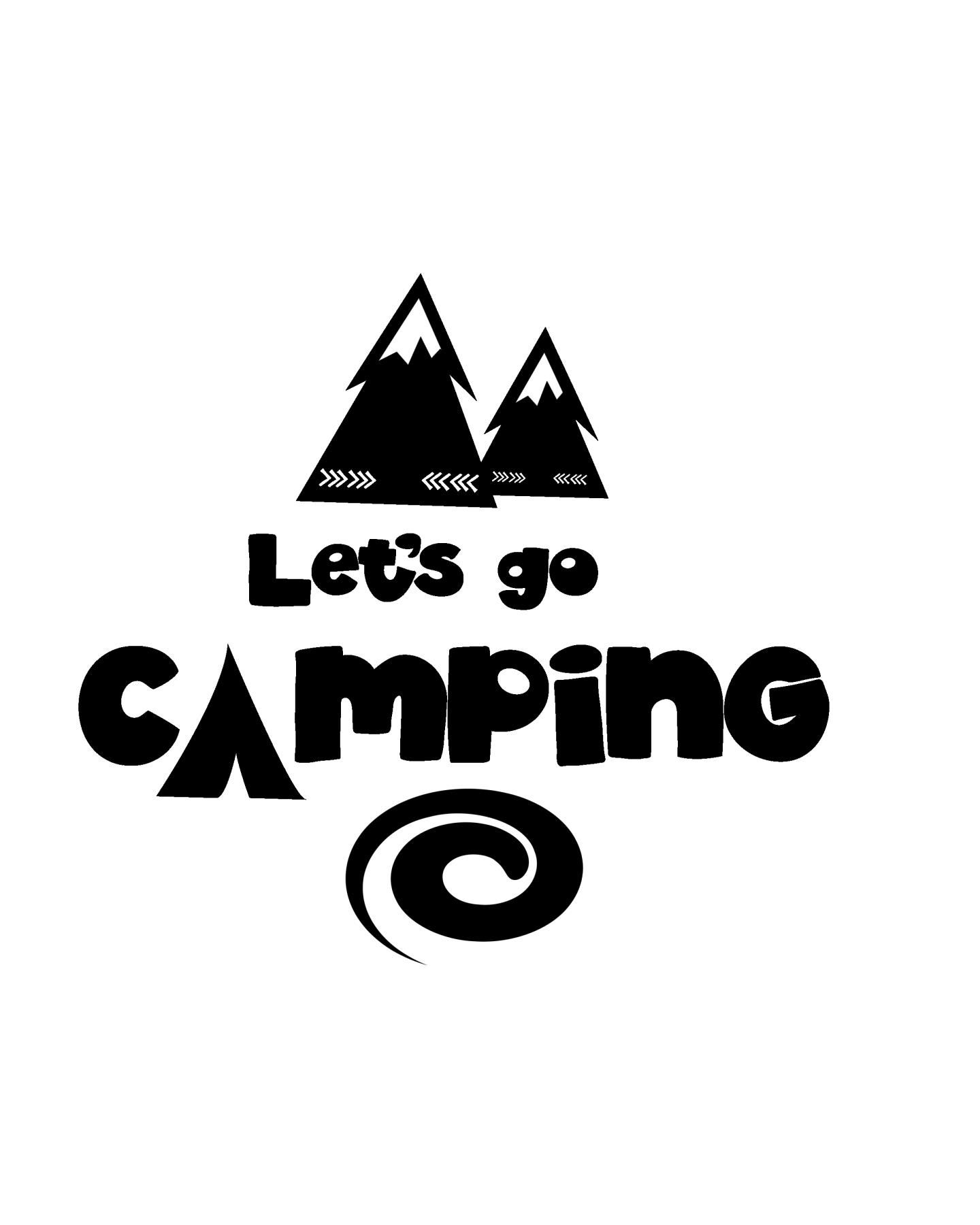 Best Outdoors Quote - Camping Sayings - Let's Go Camping