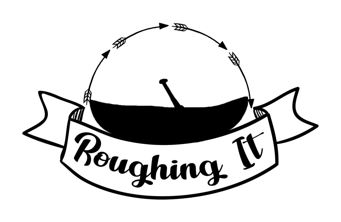 Best Camping Quotes - Roughing It, Camping Saying, Sign