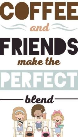Coffee Quotes - 10 Funny Coffee Sayings - Downloadable