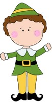 Elf SVG File and Clipart