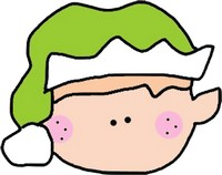 Elf SVG, Clipart