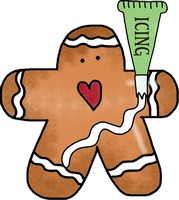 Gingerbread Graphic