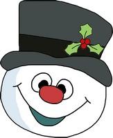 Snowman Clipart 26 Terrific Snowman Svg Jpg Line Art