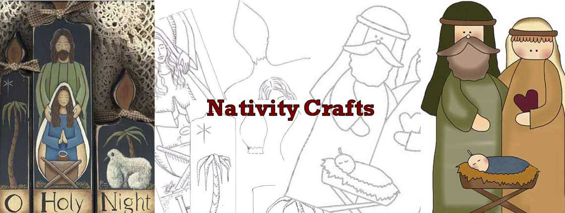 Nativity Crafts