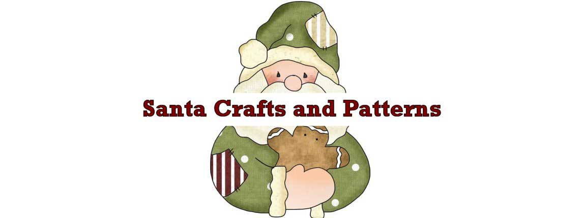 Santa Crafts and Patterns