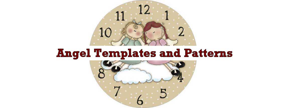 Angel Templates and Patterns